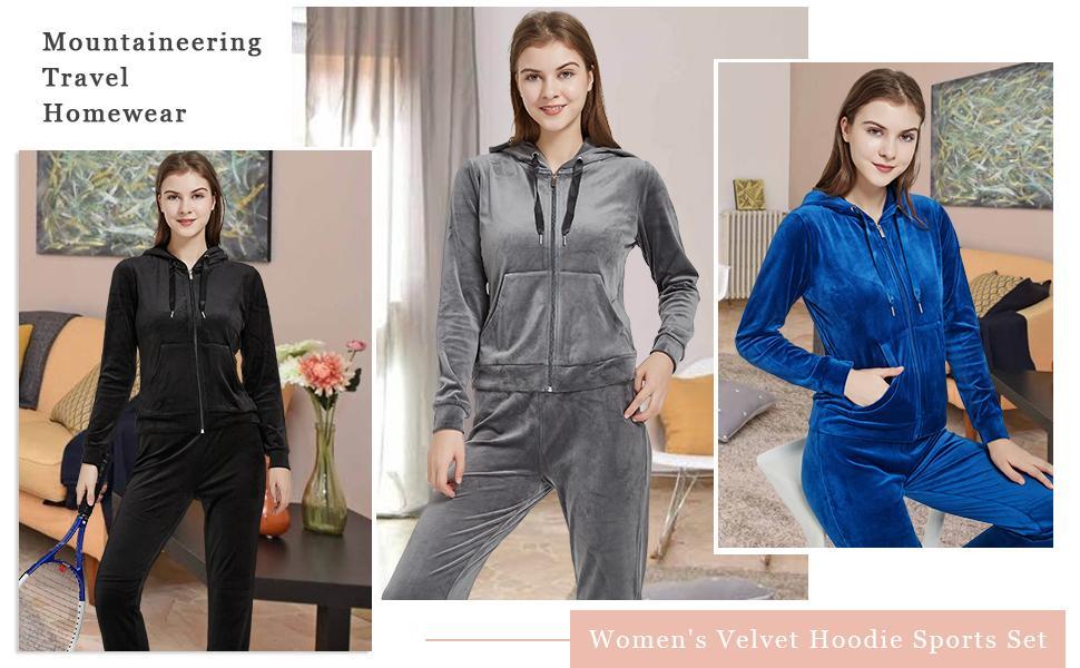 Woolicity Womens Sweatsuit