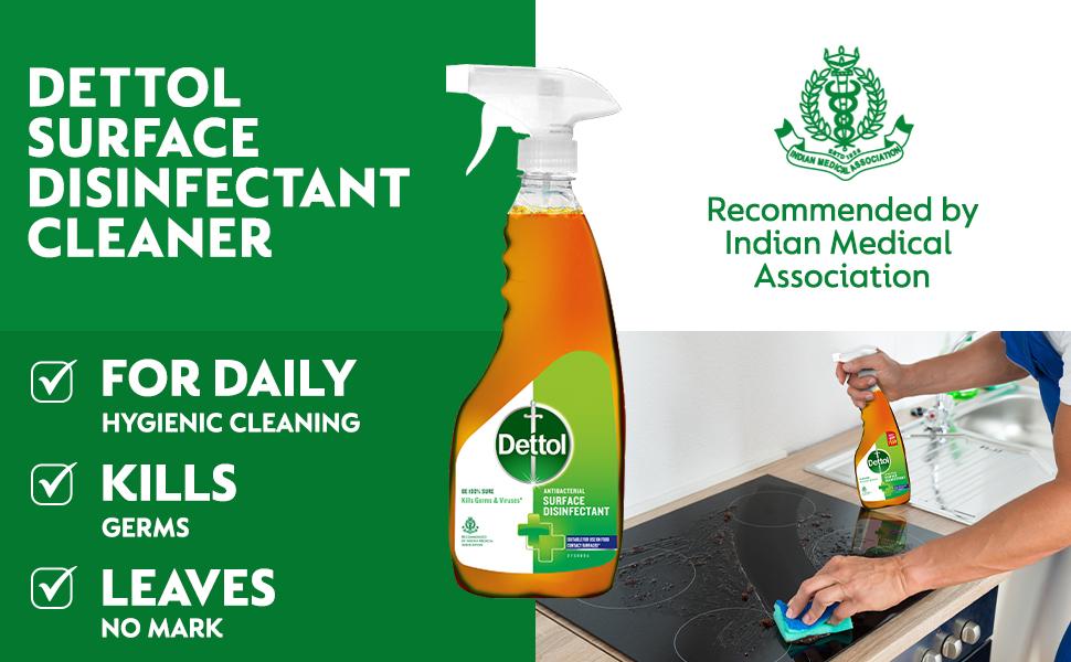 Dettol surface disinfectant