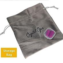 Sleep Mask Storage Bag