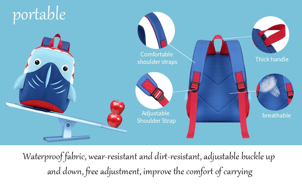 toddler backpack for boys-2