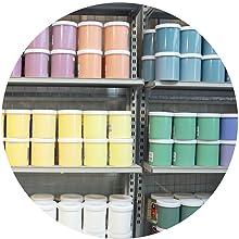 Environmental oil paints material
