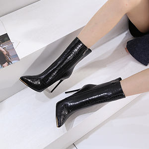 Womenamp;amp;#39;s Heeled Boots Stiletto Booties