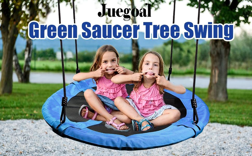 Saucer Tree Swing