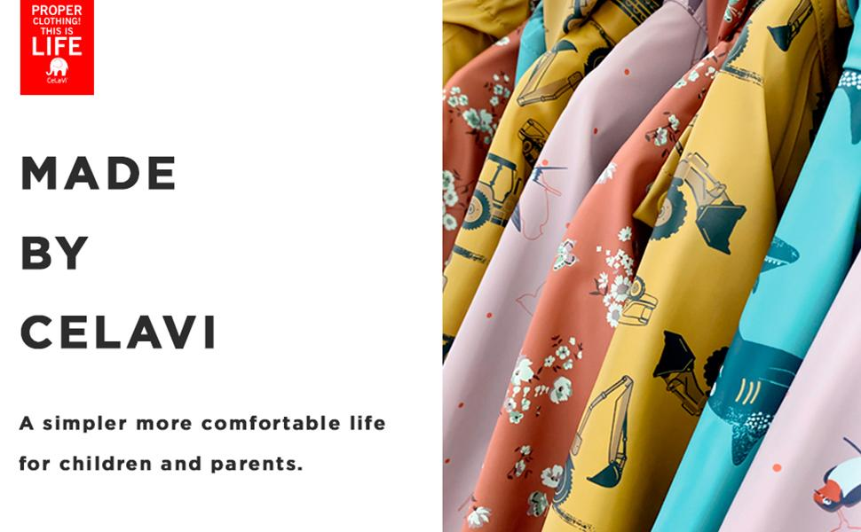 A SIMPLER MORE COMFORTABLE LIFE FOR CHILDREN AND PARENTS