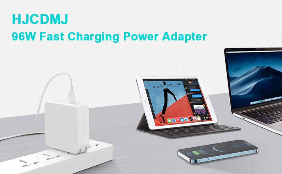 HJCDMJ  96W USB C charger