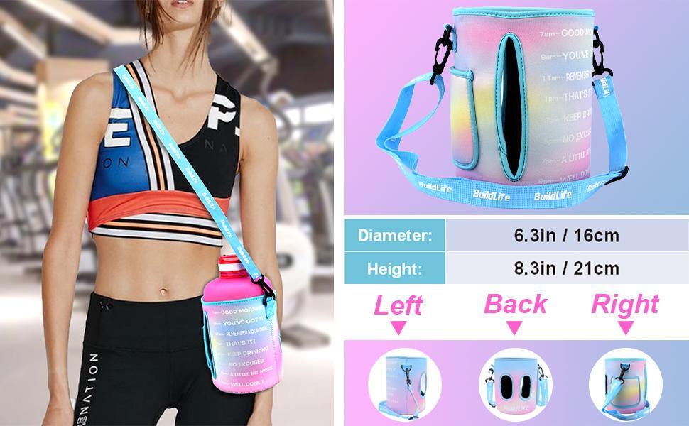 water bottle sleeve