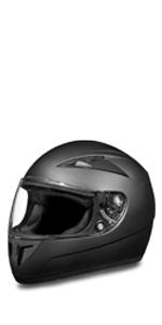 Daytona Helmets full face shadow DOT helmet comparison