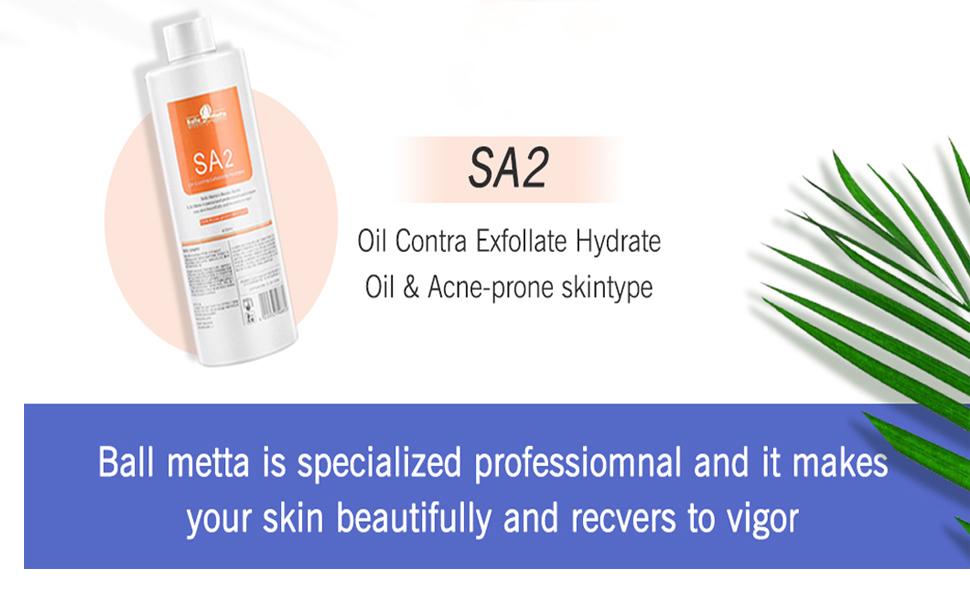 Facial Beauty Aqua Peel Solution