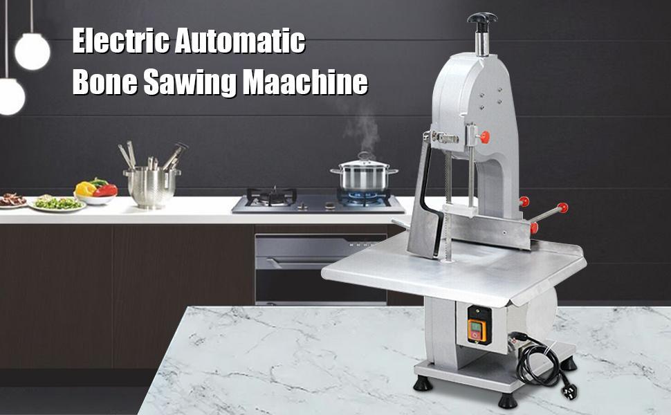 Bone Cutter Food Cutting Machine