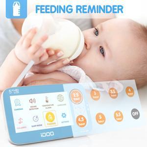 iDOO Video Baby Monitor