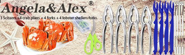 Angelaamp;Alex Seafood tools
