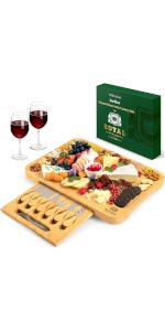 Cheese Board Charcuterie board
