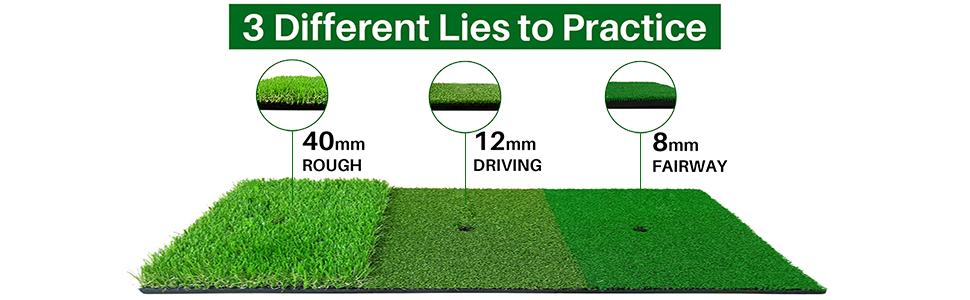 Golf mat golf matt golf hitting mat golf grass mat pgm golf mat golf turf practice mat