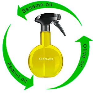oil sprayer for cooking