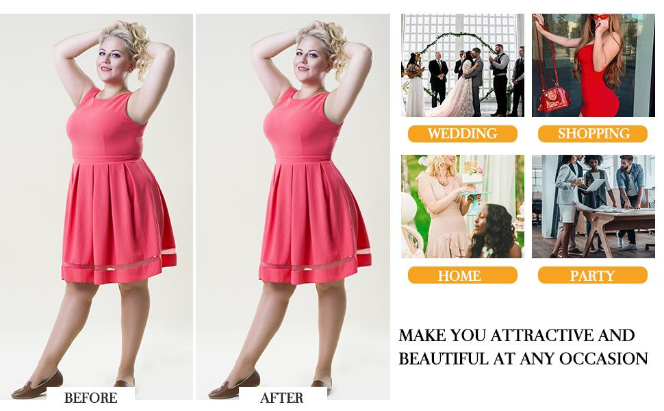 Make You Attractive And Beautiful At Any Occasion