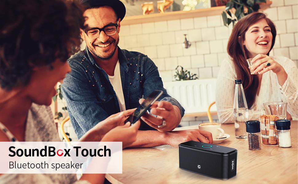 DOSS Bluetooth Speaker