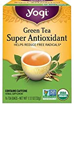 yogi detox tea healthy cleansing formula