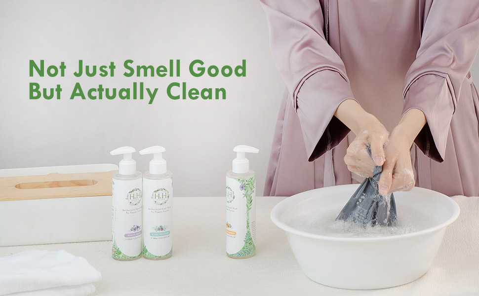 Not Just Smell Good But Actually Clean