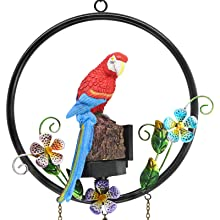 Parrot Bird Wind Chime