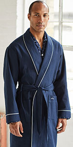 mens dressing gown cotton lightweight summer towelling robes for mens soft light weight comfy cosy