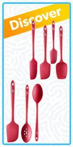 silicone kitchen utensils gadget set