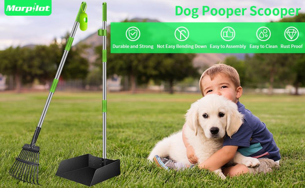 Dog Pooper Scooper
