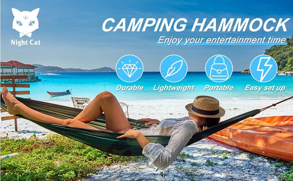 Classic Camping Hammock
