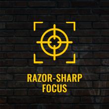 Razor Sharp Focus