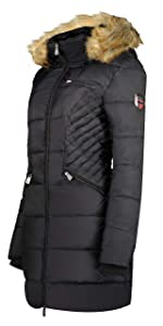 largo grueso abajo chaqueta slim lana algodón lana botón tipo fr trabajo alta fiesta