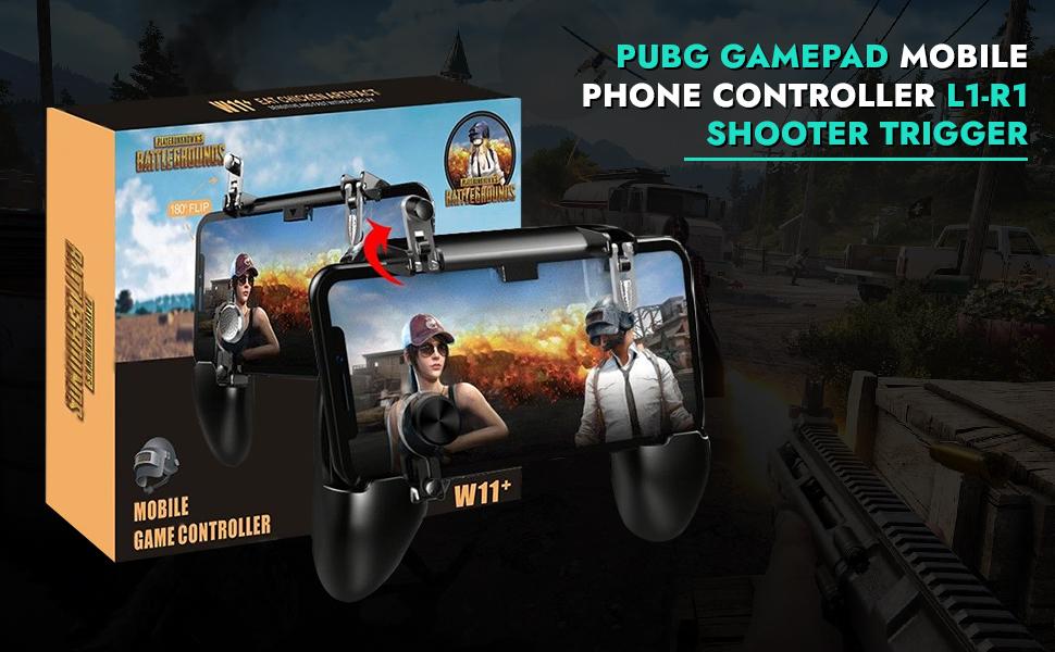 trigger shooter pubg gamepad