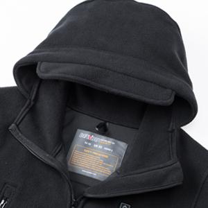Heated Jacket Windproof amp; Adjustable