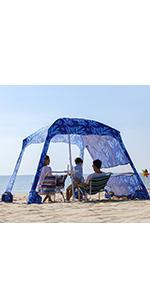 AMMSUN Beach Cabana, Beach Canopy
