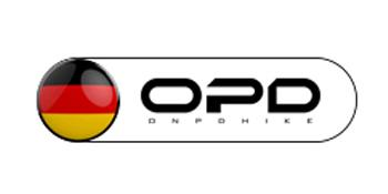 The logo of OPD