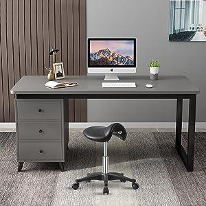 office saddle stool