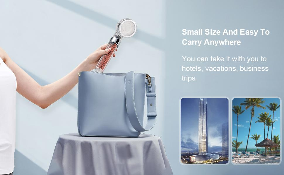 Portable, can be taken away