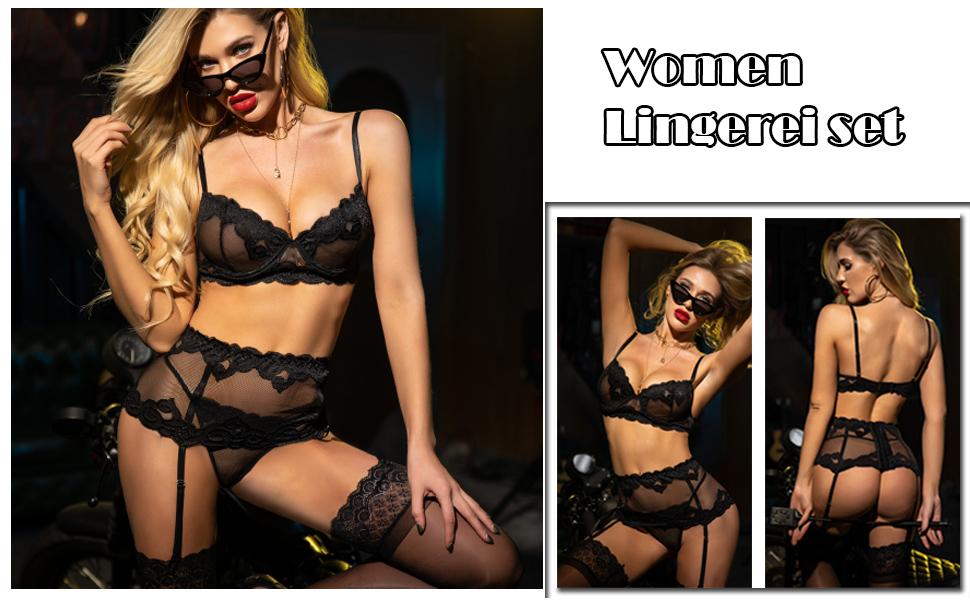 garter lingerie