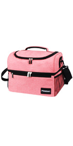 Lunch Box Isotherme Rose 15L