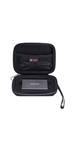 Case for Samsung TT/T7 Touch  SSD