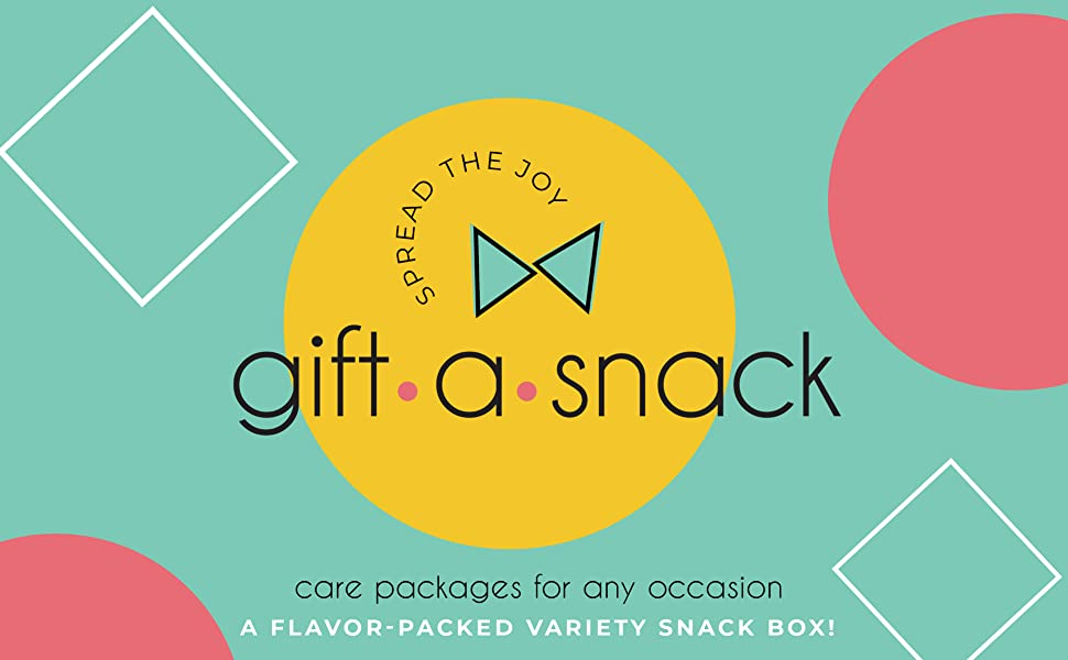 Gift a snack brand banner