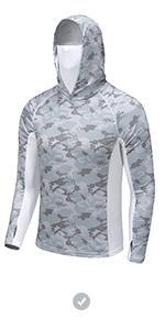 Men's UPF 50+ Sun Protection Shirt
