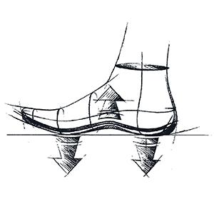 bugatti shoes genial insole