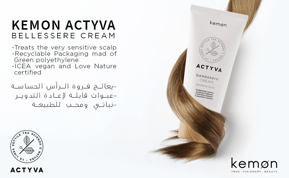 Kemon Actyva Benessere Hair Cream