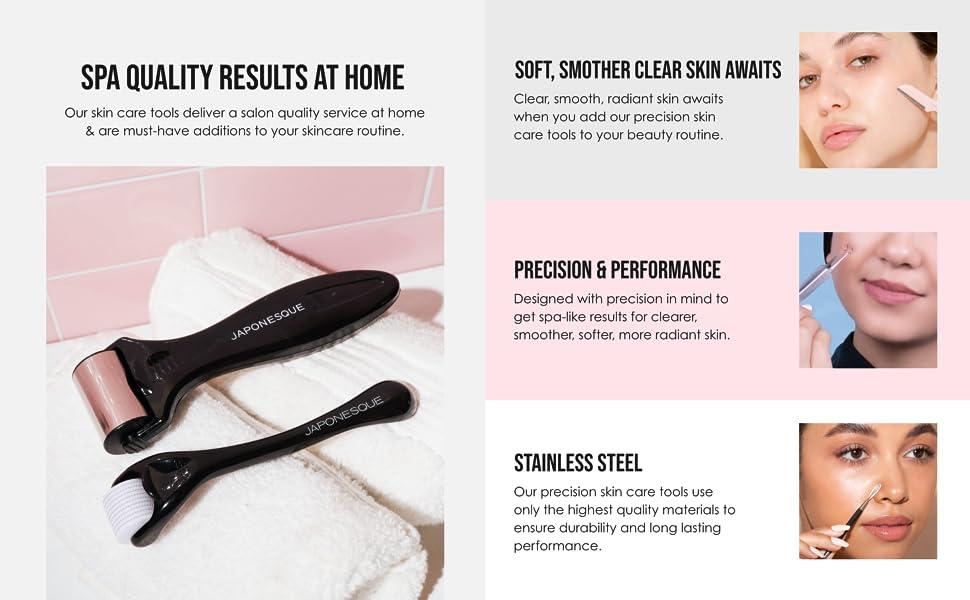 skin tools japonesque