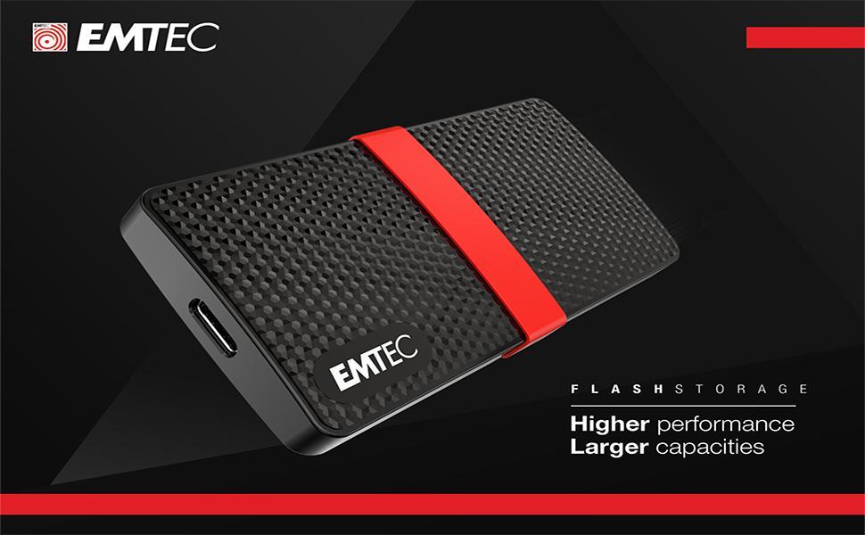 Emtec portable ssd