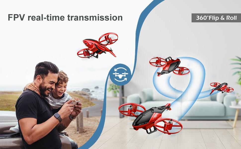 fpv drone toys