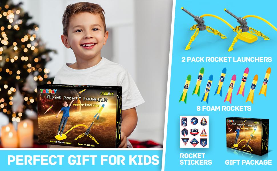 air rocket toys