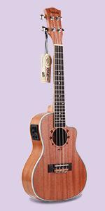 electric ukulele eq