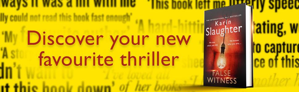 Karin Slaughter, big books 2021, thriller, psychological thriller, crime novels, fiction, books