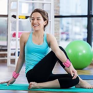 Yoga studio Pink