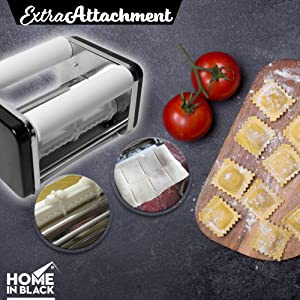 This extra attachment is something that we promis to deliver